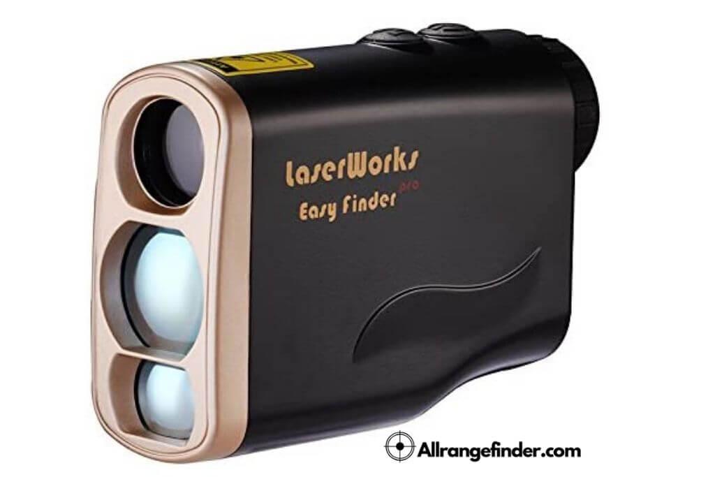 LaserWorks LW1000PRO Professional-Class Laser Rangefinder