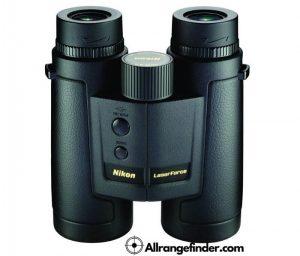 Nikon Laser Force Rangefinder Binoculars