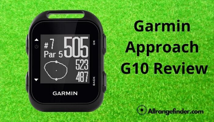 Garmin Approach G10 Review