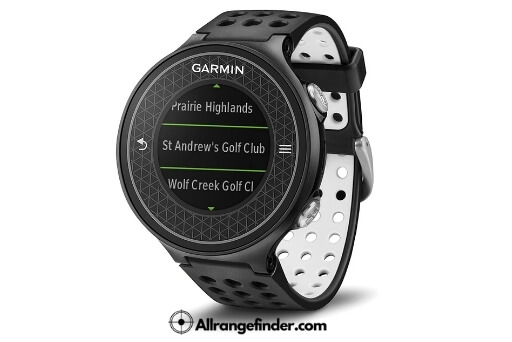 Garmin Approach S6 golf GPS