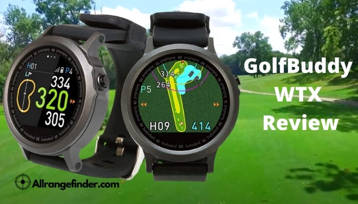 GolfBuddy WTX Review