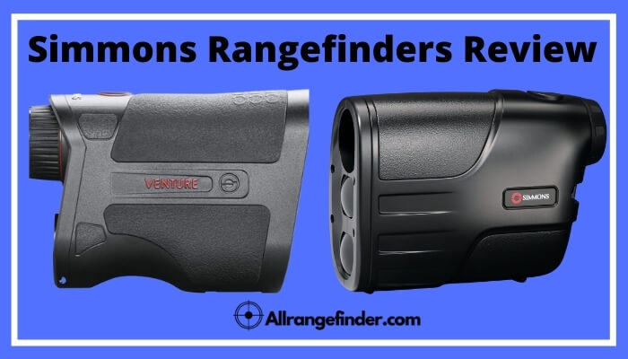 Simmons Rangefinder Review
